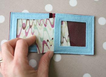 Card-inside-slots
