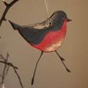 Clay robin