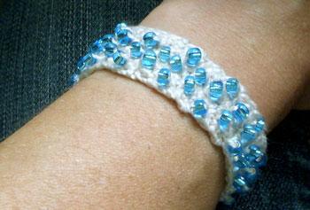 Beaded-bracelet