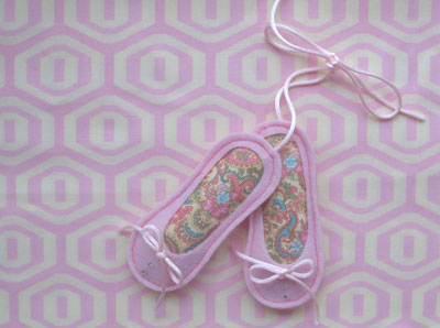 Ballet-slippers