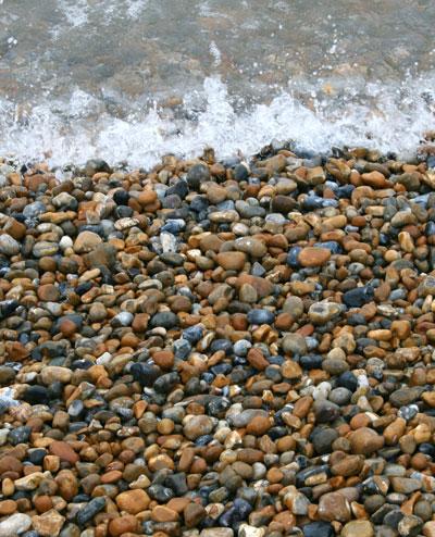 Stony-beach
