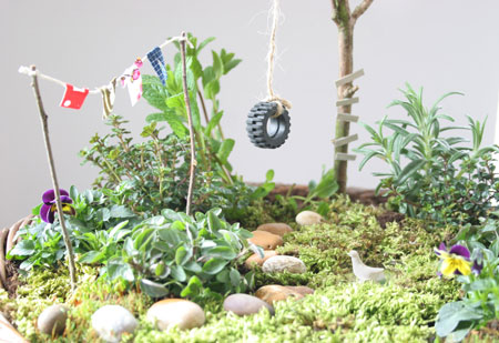 Close-up-garden