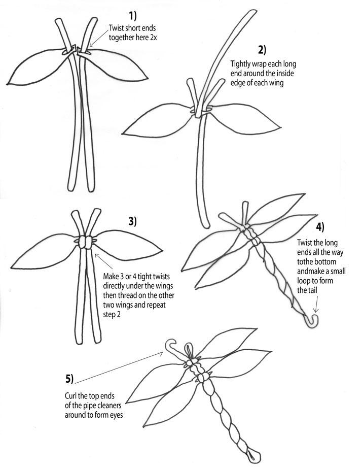Dragonfly-tute