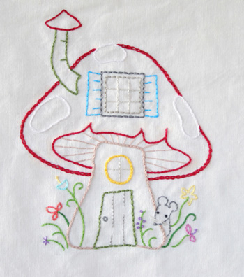 Mouse-House-Stitched