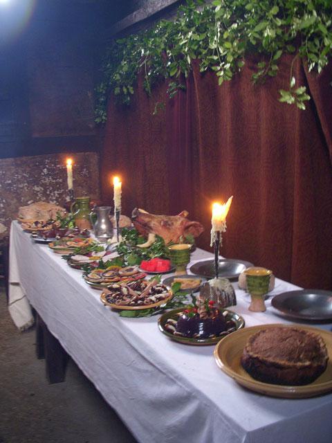 Medieval-meal