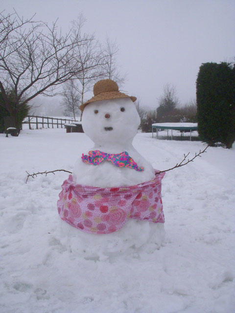 Snow-gal