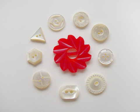 VIntage-Buttons