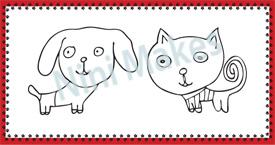 Pup-free-pattern