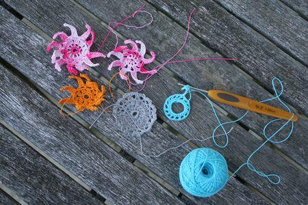Crochet-experiments