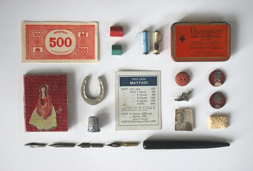 Sample of finds