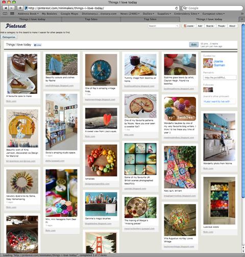 Pinterest-board