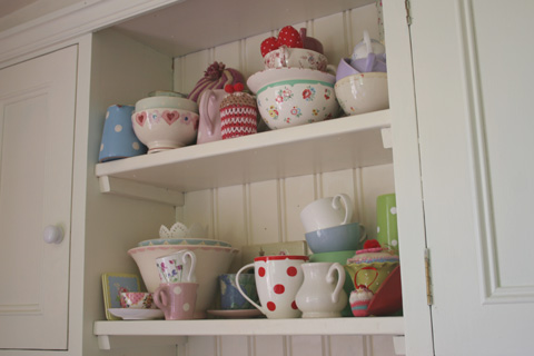 Crockery-love