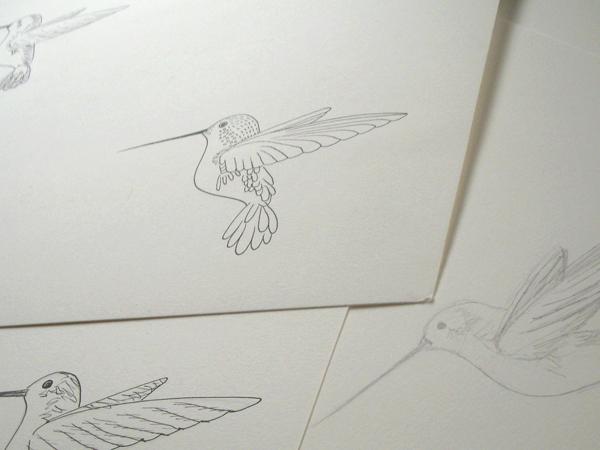 Wine-birds