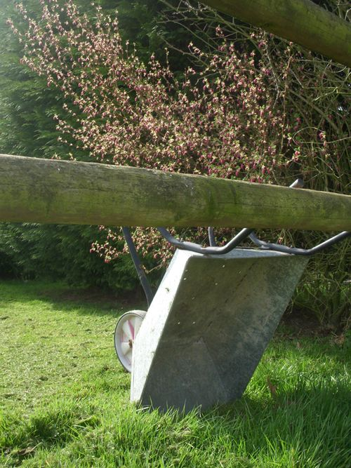 Wiating-wheelbarrow