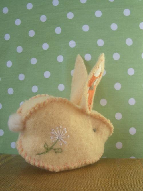 Dandelion-bunny