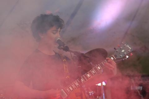 T-guitar solo