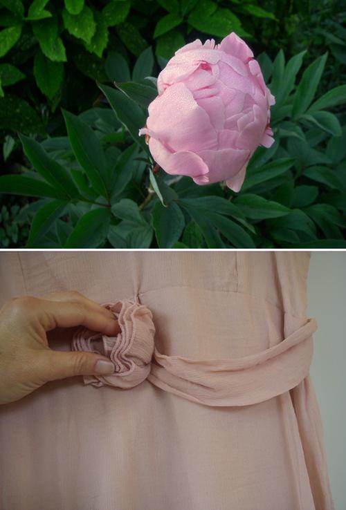 Vintage petals