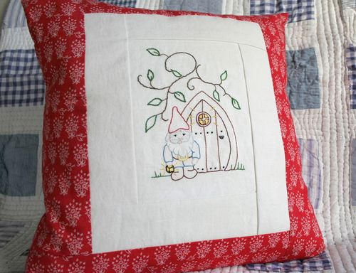 Gnomebody's-home