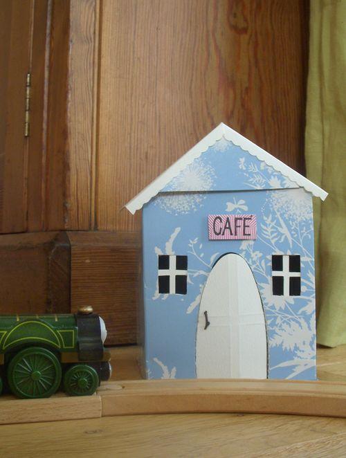 Cafe-tea-break