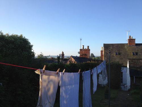 Sunrise & rooftops