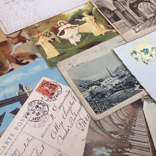 Postcard giveaway
