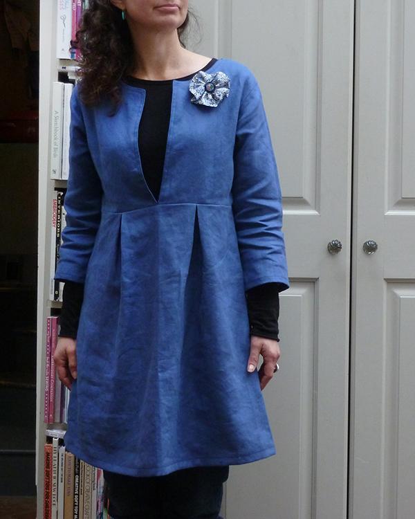 New tunic sml