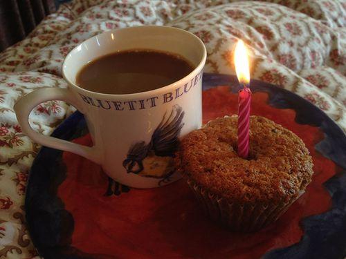 Morning treat