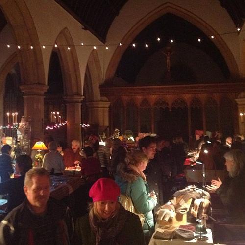 Candlelight fair