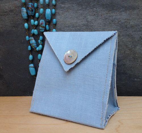 Fabric gift box