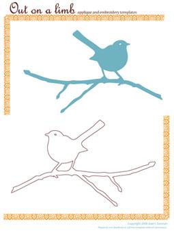 Crochet Pattern Central - Free Bird Crochet Pattern Link
